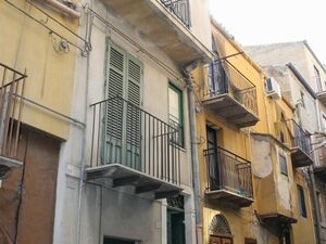 Townhouse in Sicily - Casa Perconti Via Montuoro