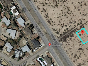 Great opportunity to own land in Horizon City!
