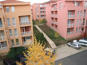 Furnished Studio apartment in Sunny Beach