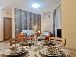 Furnished 1-bedroom apartment in Royal Sun, Sunny Beach