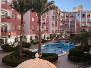 Furnished STUDIO Apartment with Pool View in Hurghada Egypt