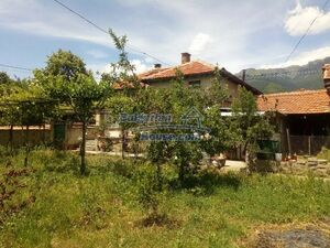 House at the foot of Stara Planina Mountain near Kazanlak