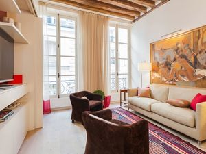 A beautiful vacation rental in the 6th Arrondissement, just