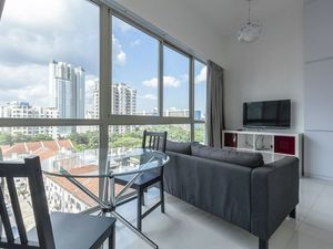 Apartment in Sg, 2 bedrooms, 1.5 bathrooms, sleeps 6