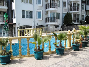Studio with Sea View in Vista Del Mar 2, Sunny Beach