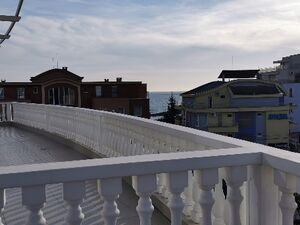 Fantastic studio with large terrace in Nessebar