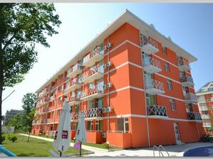 1 BED apartment in Gerber 3 /Sunny Beach/, near the sea