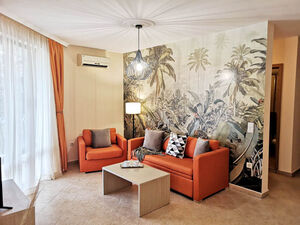 Furnished apartment with 1 bedroom, Royal Sun, Sunny Beach