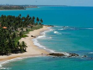 Holiday home tropical beach location Brazil finance options