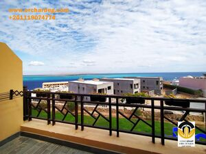 Duplex for rent The View Residence, Hurghada, Red Sea