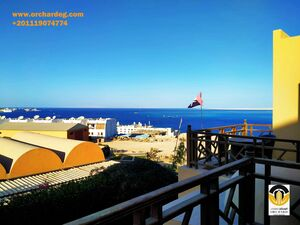 One bedroom flat for rent The View Residence, Hurghada, Red