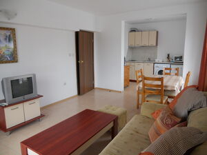 1-bedroom apartment, 200 m to the beach, Palm Court