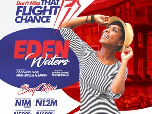 Eden Waters Estate Ibeju Lekki Lagos