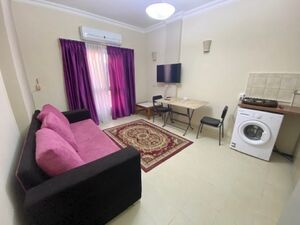 1 bedroom + studio in Safari House