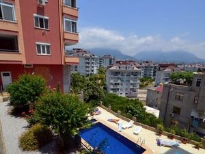 2 BEDROOM APARTMENTS İN RESEDENTİAL COMPLEX