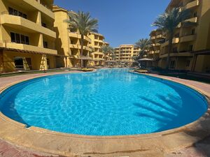 1 bedroom apartment in one of the best compounds of Hurghada