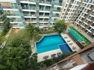 WOW Beatiful room with pool view! 40 sq.m at Pattaya