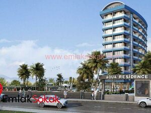 New Off Plan Residential Project in Alanya