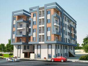 Apartments in a new residential compound Siberian Tower 5
