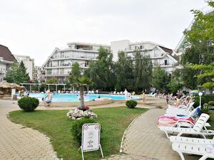 1 BED furnished apartment in Sun Village, Sunny beach