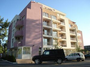 1 BED newly-built apartment, 47 sq.m., in Acapulco complex