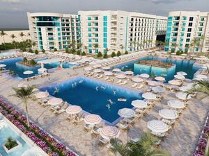 Beachfront apartments in Scandic Resort on payment plan