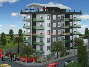 Off plan apartments with low prices in Alanya