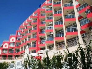 Large studio apartment, 64 sq.m., Sunny beach