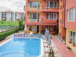 One-bedroom apartment in Holiday Village Oasis, Nessebar