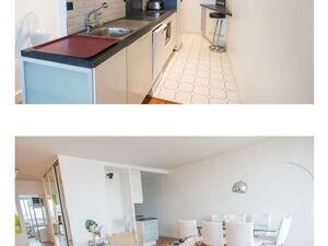 South Paris: furnished flat with view