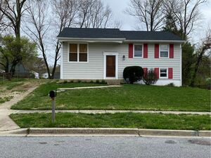 Beautiful 4 Bed 2 bath Capitol Heights Home for Rent