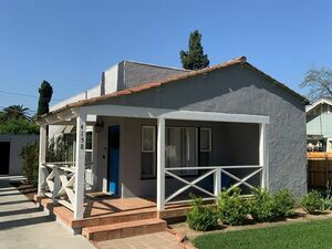 Charming 1920s Spanish style home for rent in Riverside