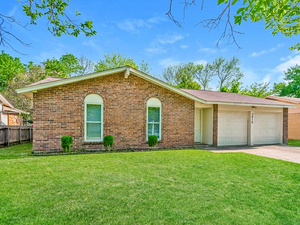 Fantastic 3 bed 2 bath for rent in Rowlett