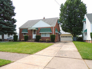 Wonderful 3 bedrooms, 2 full bathrooms home for rent in Ohio