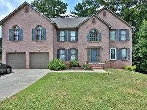 RENT TO OWN HOME 4 BR 4BA BRICK, BASEMENT IN STONE MOUNTAIN
