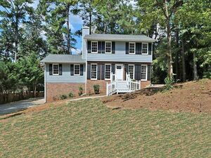 New 4 bed 2 bath home in Marietta for rent