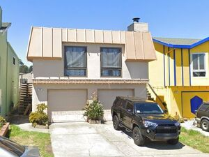 New 4 bed 3 bath house for rent in Daly City