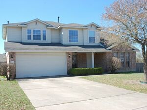 Lovely 4 bed 3 bath house for rent in Pflugerville