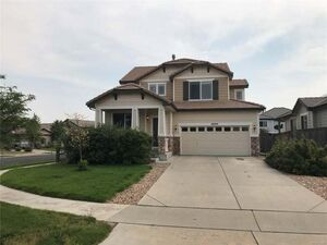 NEW 3 bedroom 3 baths home for rent in Commerce City