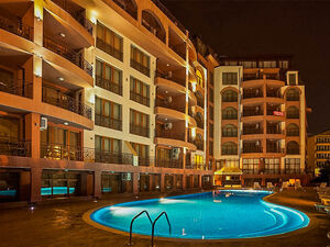1-bedrooom apartment with POOL view in Pacific 3 Sunny Beach