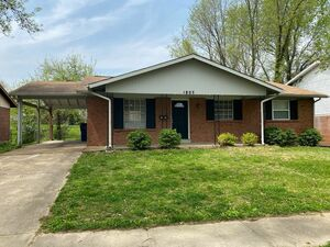 Beautiful 3 bed 2 bath home for rent in Florissant