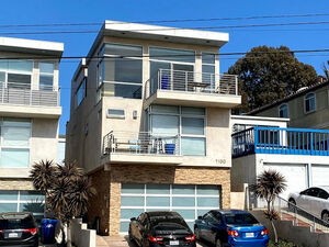 Beautiful 4 beds 3 baths for rent in Hermosa Beach