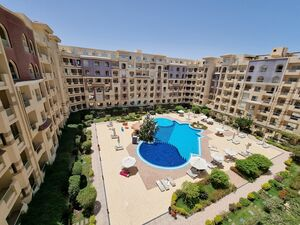 Ready studios and apartments in Florenza Khamsin Resort