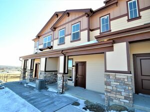 New 3 bed 2 baths townhouse for rent in Colorado Springs