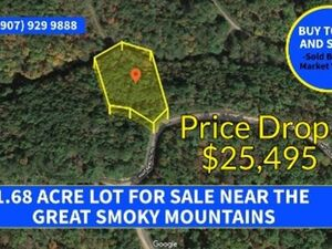 1.68-Acre Residential Lot For Sale - Murphy, NC 28906