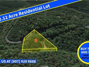 Breathtaking Mountain Views from this 2.12 Acre Lot!