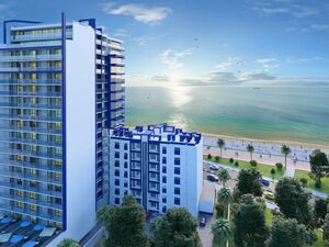 Palm residence - guaranteed income on the 1st sealine