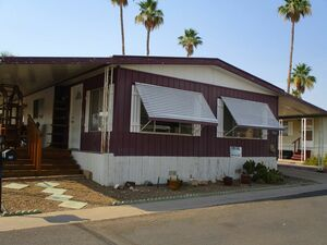 Spacious 2 beds 2 baths for sale in Mesa