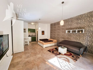 Fully furnished studio for sale in Sky 2