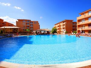1-bedroom furnished apartment  near Sunny Beach